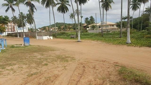 Terreno à beira mar 44x34 em guaxuma - Foto 7