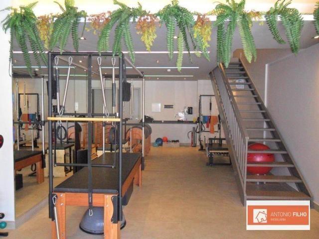 Loja reformada, 60 metros, 1º andar, avenida castanheiras Aguas Claras