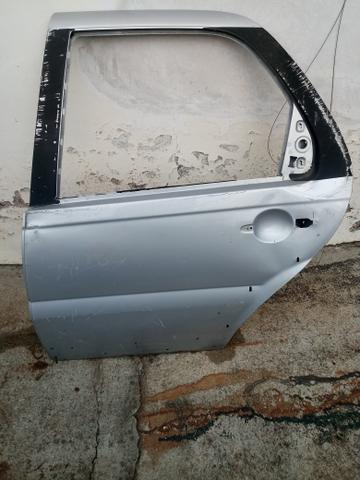 Porta traseira esquerda palio com furo