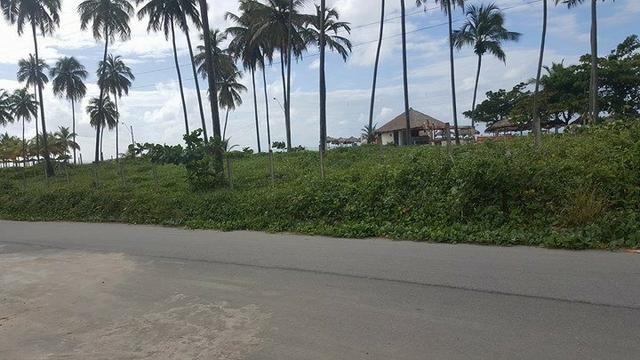 Terreno à beira mar 44x34 em guaxuma - Foto 8