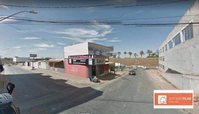 Loja comercial, 55 Metros, Vicente pires, perto da EPTG