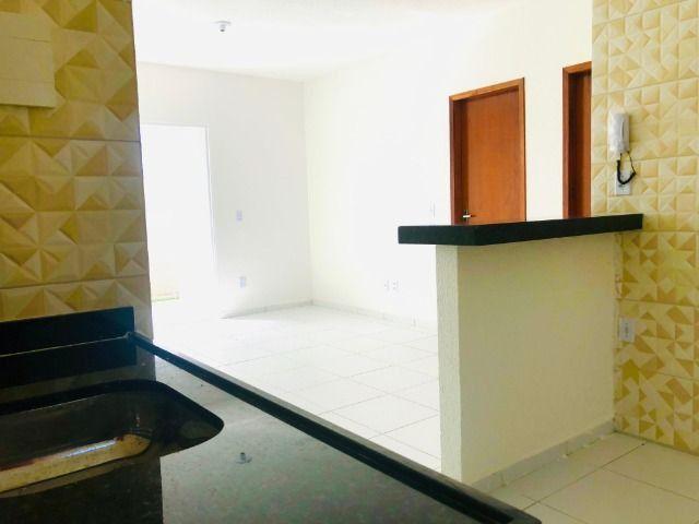 WS lindos apartamentos novos com 2 quartos 2 banheiros com entrada facilitada - Foto 5