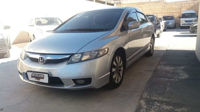 Honda Civic LXL 1.8 Flex (Interlagos Veiculos)