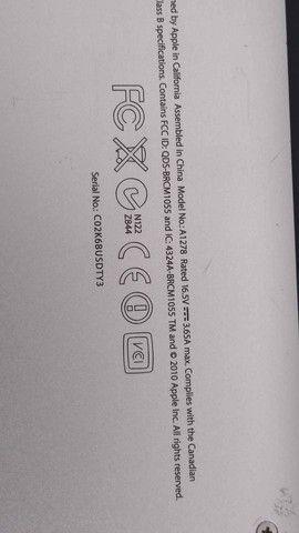 Pra retirar peça, MacBook Pro (13 polegadas, Meados de 2012) - Problema placa mãe - Foto 4