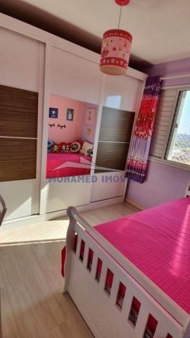 Apartamento com 3 dormitórios e 1 suíte - Foto 17