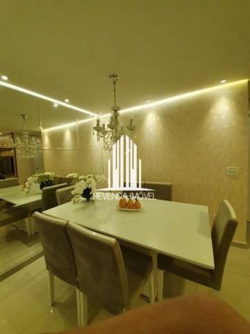 Apartamento PRONTO para MORAR de 2 dormitórios com 1 vaga de garagem na Vila Milton - SP. - Foto 3