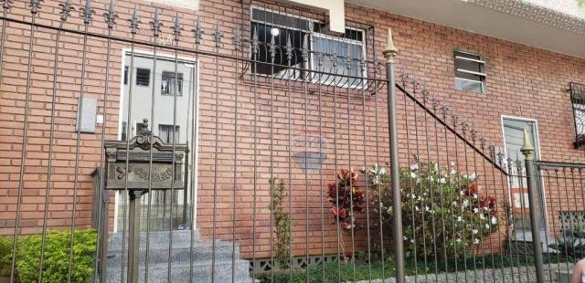 Apartamento com 3 dormitórios à venda, 82 m² por R$ 215.000,00 - Cascatinha - Juiz de Fora