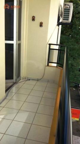 Apartamento 2 dormitórios, mobiliado, 01 vaga privativa no Edifício Spezia, Centro de Baln - Foto 4