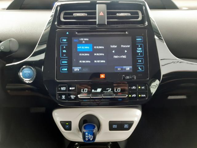 Toyota Prius 1.8 16V HIBRIDO 4P AUTOMATICO - Foto 9