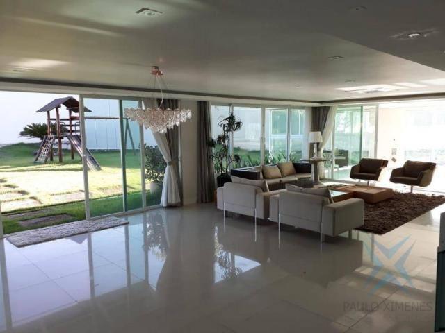 Casa à venda, 550 m² por R$ 2.497.000,00 - Precabura - Eusébio/CE - Foto 18