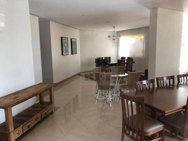 Apartamento com 4 dormitórios para alugar, 270 m² por R$ 3.880/mês - Setor Central - Rio V - Foto 3