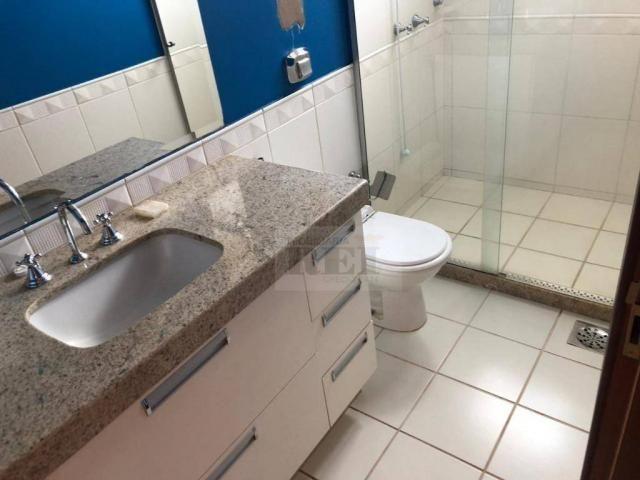 Apartamento com 4 dormitórios para alugar, 270 m² por R$ 3.880/mês - Setor Central - Rio V - Foto 19