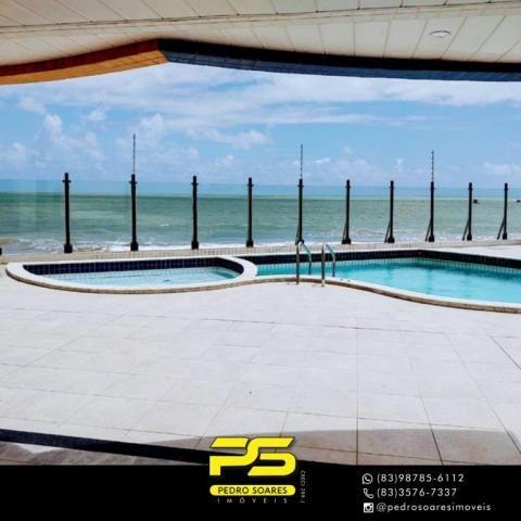 Apartamento com 3 dormitórios à venda, 90 m² por R$ 399.000,00 - Bessa - João Pessoa/PB - Foto 4