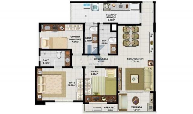 O Senador Life. Um condomínio com apartamentos de 2 e 3 quartos com suíte. - Foto 10