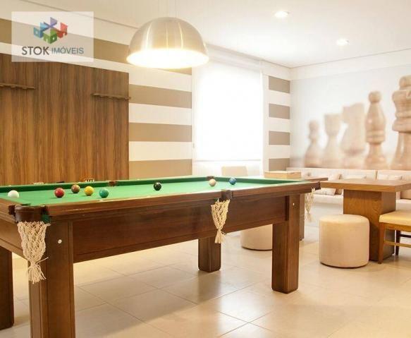 Apartamento com 3 dormitórios à venda, 67 m² por R$ 388.500 - Vila Augusta - Guarulhos/SP - Foto 8