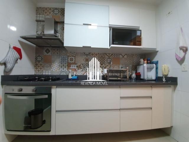 Apartamento PRONTO para MORAR de 2 dormitórios com 1 vaga de garagem na Vila Milton - SP. - Foto 4