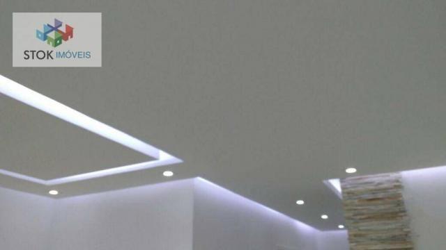 Apartamento com 2 dormitórios à venda, 50 m² por R$ 255.000,00 - Jardim Cocaia - Guarulhos - Foto 3