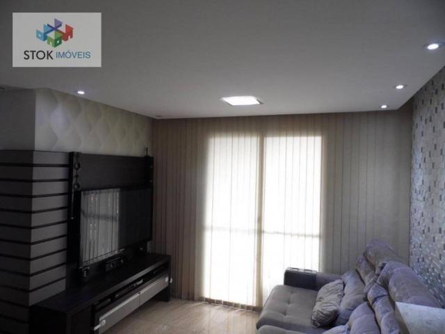 Apartamento com 3 dormitórios à venda, 67 m² por R$ 388.500 - Vila Augusta - Guarulhos/SP - Foto 16