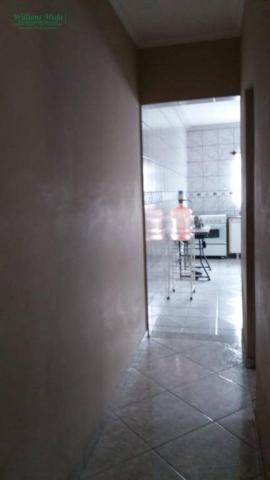 Sobrado com 8 dormitórios à venda, 125 m² por R$ 330.000,00 - Parque Santos Dumont - Guaru - Foto 7
