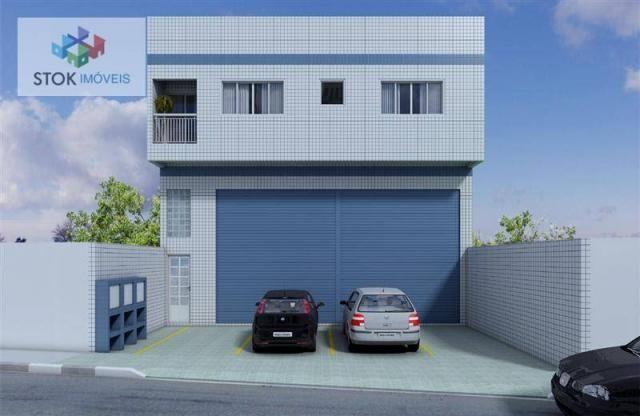 Salão para alugar, 85 m² por R$ 3.300,00/mês - Gopoúva - Guarulhos/SP - Foto 2