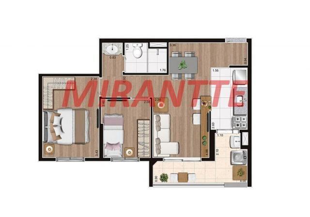 Apartamento à venda com 2 dormitórios em Vila rosália, Guarulhos cod:348425 - Foto 12