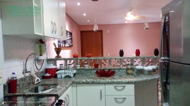 Apartamento com 2 dormitórios à venda, 50 m² por R$ 250.000 - Parque Maria Helena - Guarul