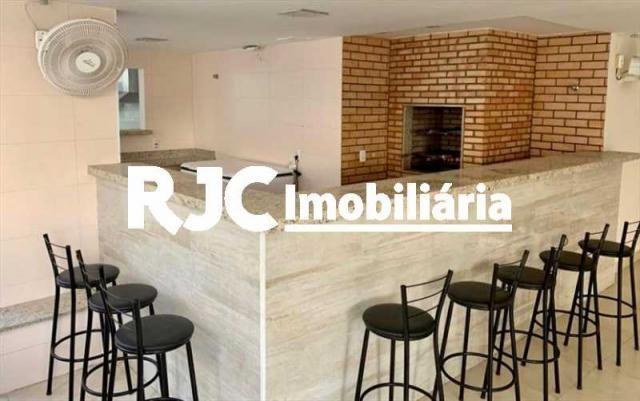 Apartamento à venda com 3 dormitórios em Tijuca, Rio de janeiro cod:MBAP33158 - Foto 20