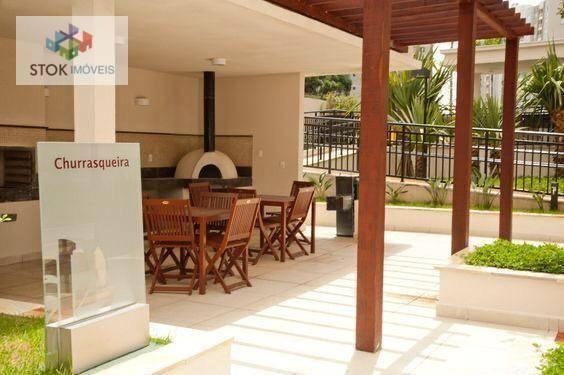 Apartamento com 3 dormitórios à venda, 67 m² por R$ 388.500 - Vila Augusta - Guarulhos/SP - Foto 7
