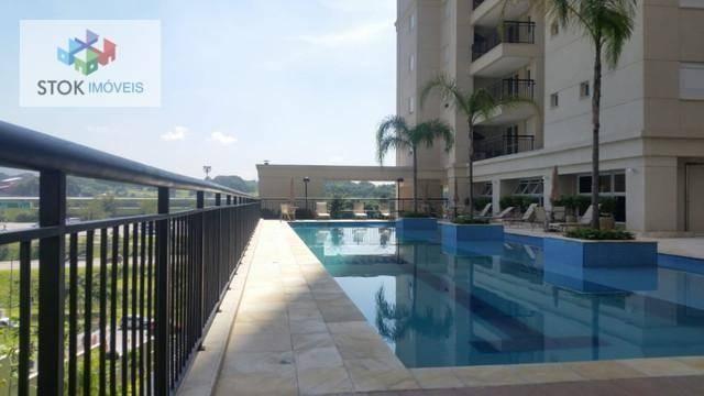 Apartamento com 2 dormitórios à venda, 80 m² por R$ 560.000 - Jardim Flor da Montanha - Gu - Foto 8