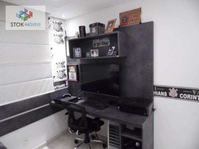 Apartamento com 3 dormitórios à venda, 67 m² por R$ 388.500 - Vila Augusta - Guarulhos/SP - Foto 18