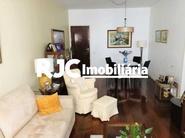 Apartamento à venda com 3 dormitórios em Tijuca, Rio de janeiro cod:MBAP33158 - Foto 4