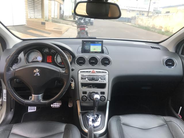 Peugeot 408 griffe 1.6 turbo THP 2013 - Foto 12