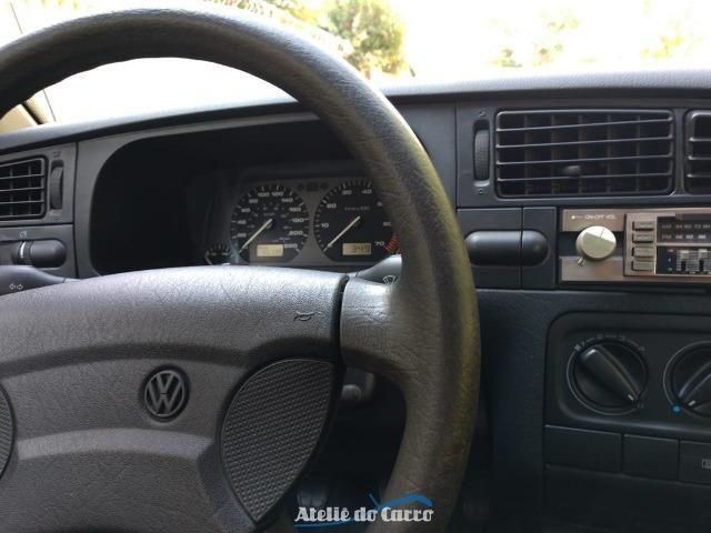 Golf GL 1.8 Mi 1997 45.000 km Originais - Único Dono - Ateliê do Carro - Foto 13