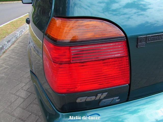 Golf GL 1.8 Mi 1997 45.000 km Originais - Único Dono - Ateliê do Carro - Foto 8