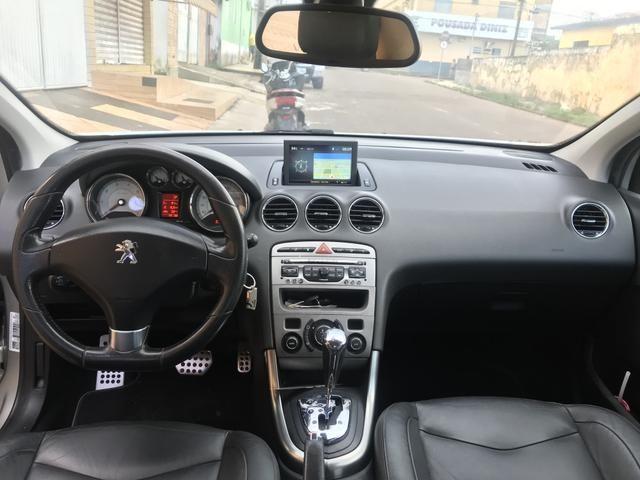 Peugeot 408 griffe 1.6 turbo THP 2013 - Foto 13