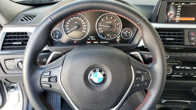 BMW 320i 2017 PRATA - Foto 6