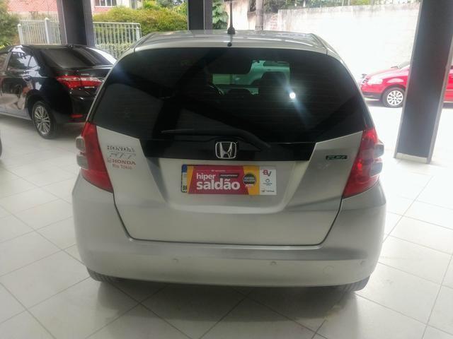 Honda Fit 2009 + Gnv - Foto 4