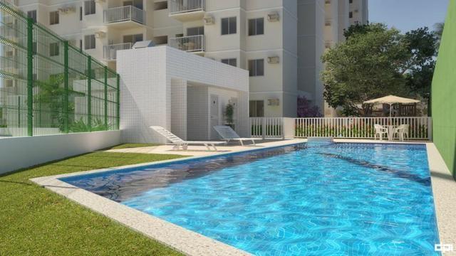 Apartamento 2 quartos na av. Dr. José Rufino \ 47m² - Foto 9