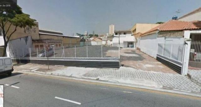 Terreno para Locação no bairro Santa Paula em São Caetano do Sul. 1310 m