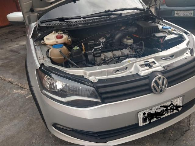 Volkswagen Saveiro Trend 1.6 Estendida Completa - Ano 15/15 Impecavel nova - Foto 4