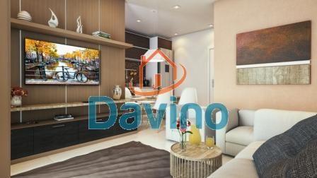Apartamento com 2 dorms em Praia Grande - Guilhermina por 270 mil à venda - Foto 4