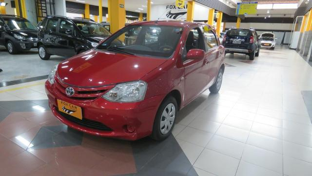 (9895) Toyota etios 2013/2013 1.3 xs 16V flex 4P manual