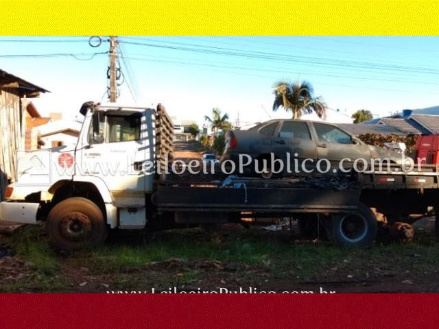 Caminhão M.benz/l1622 2002 uxfhw tbbdt