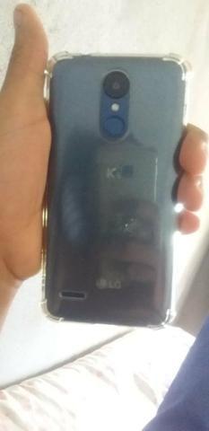 LG k9 tv digital 32gb semi novo 280$