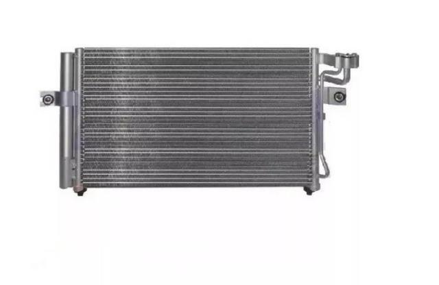 Condensador Ar Condicionado Jac J3 1.4 2010 Até 2018 Brasado