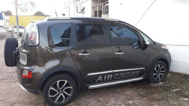 '' Lindo Aircross Exclusive 1.6 16V Flex Automático 2012/2012, completo ''