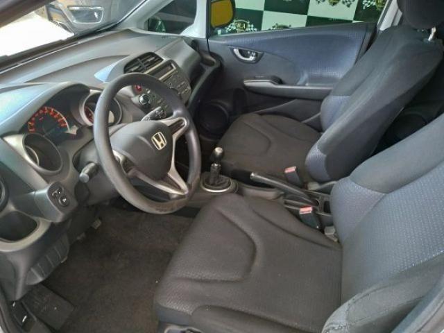 Honda fit 2011 1.4 lx 16v flex 4p manual - Foto 10