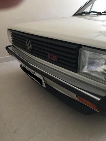 Gol Bx 1982 com rodas aro 17, suspensao fixa legalizada - Foto 7