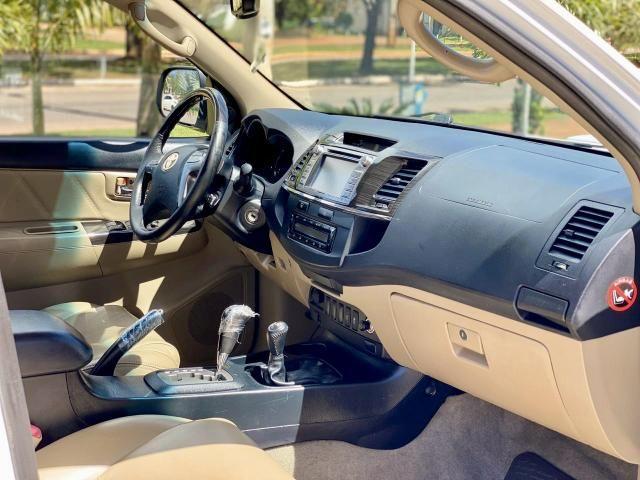 Toyota Hilux Sw4 - Srv 3.0 4x4 - 7 lugares - 2013/2014- muito conservada - Foto 10