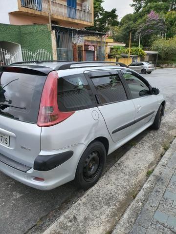 Vendo Peugeot SW 2007 só R$ 7900,00 - Foto 2